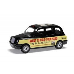 1/36 THE BEATLES - LONDON TAXI - 'I WANT TO HOLD YOUR HAND'