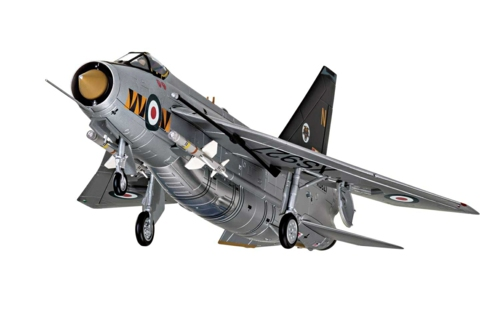 1/48 ENGLISH ELECTRIC LIGHTNING F.6 XS927/N RAF NO.74 SQUADRON THE TIGERS RAF TENGAH SINGAPORE 1969
