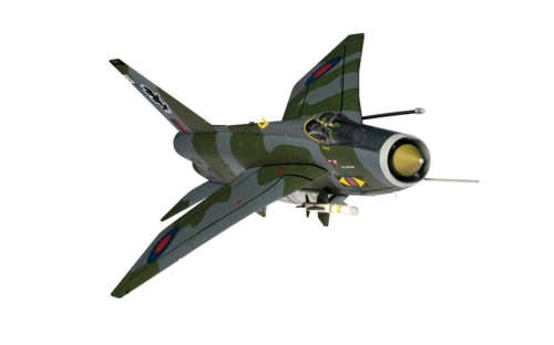 1/48 ENGLISH ELECTRIC LIGHTNING F6 XS904 BQ RAF NO11 SQUADRON BINBROOK 1987 LAST LIGHTNING SHOW