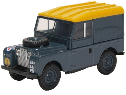 1/43 LAND ROVER SERIES I 88