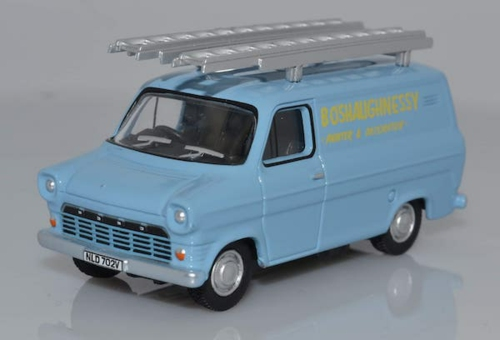 1/76 FORD TRANSIT MK1 B.O'SHAUGHNESSY PAINTER AND DECORATOR
