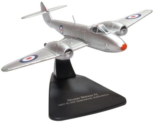 1/72 GLOSTER METEOR 5897M RAF HEDNESFORD STAFFS